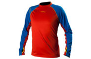 epic long sleeve m red